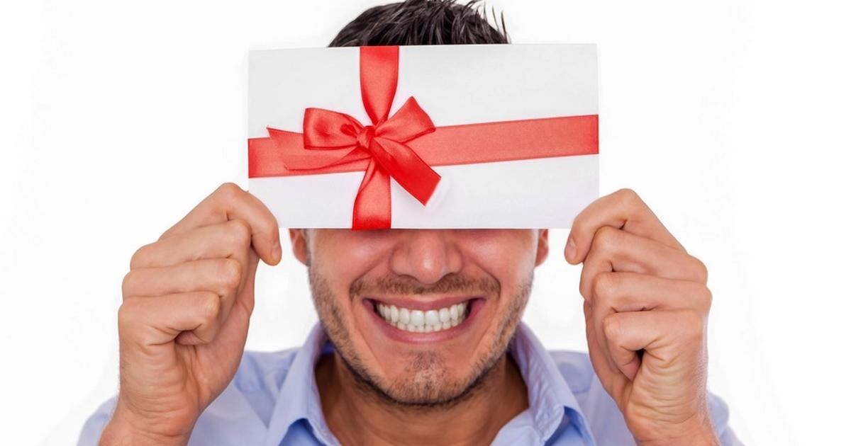 Что выбрать на подарок мужчине на день рождения 659