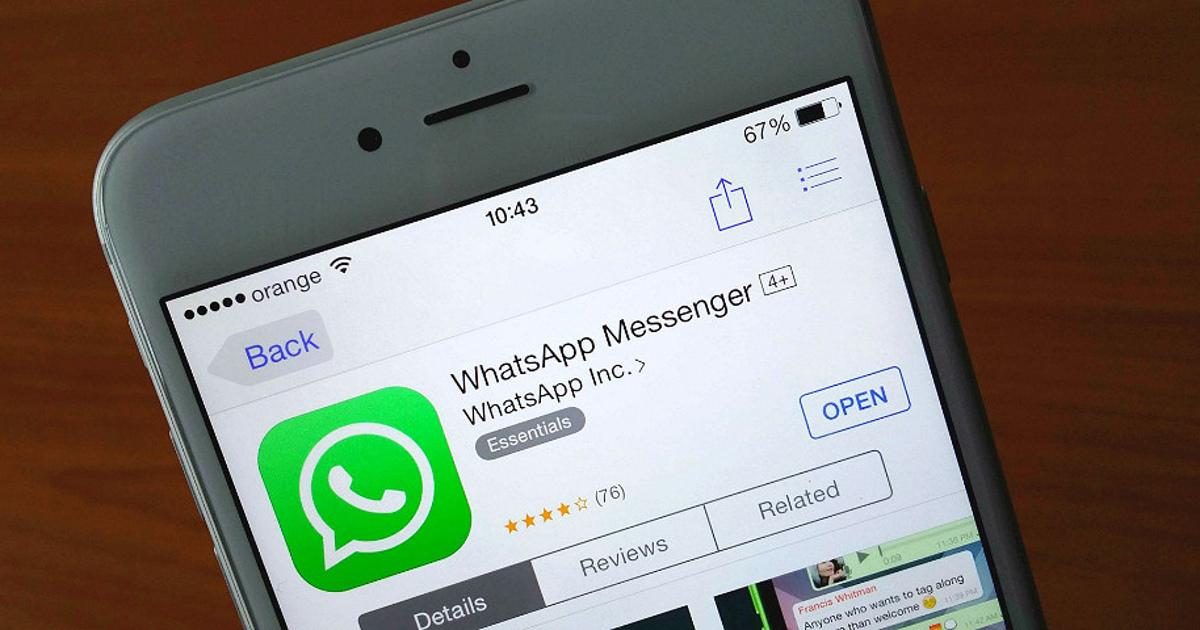 Download WhatsApp Messenger Free