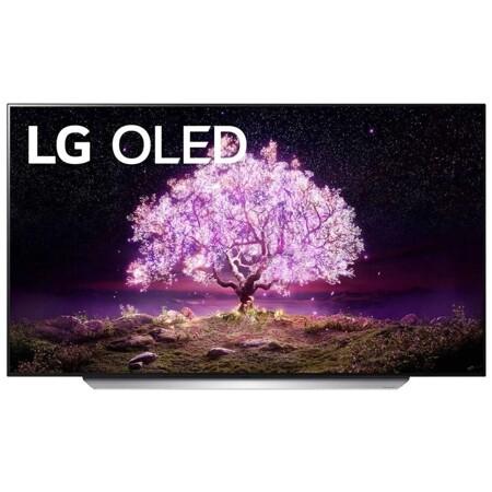 """LG OLED55C1RLA 54.6"""" (2021): характеристики и цены"""