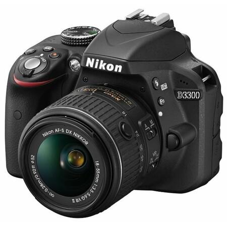 Nikon D3300 Kit: характеристики и цены