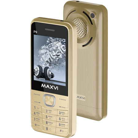 MAXVI P9