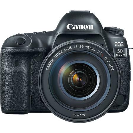 Canon EOS 5D Mark IV 24-105