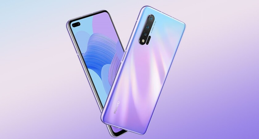 Huawei nova 6 se цена special группа