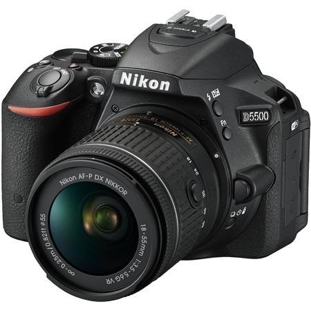 Nikon D5500 18-55 VR
