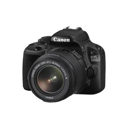 Canon EOS 100D 18-55 DC III