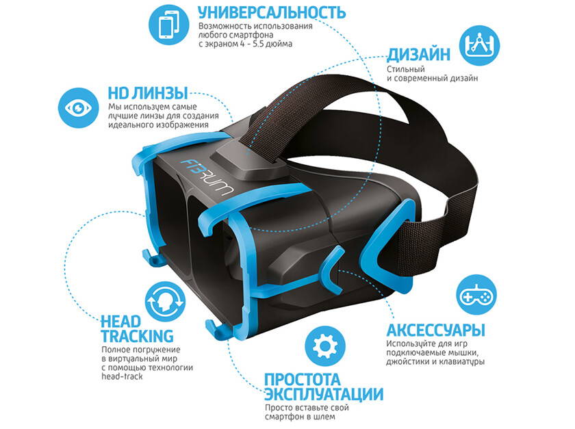Очки виртуальной реальности для galaxy a5 2015 купить очки dji goggles для селфидрона фантом