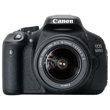 Canon EOS 600D Kit: характеристики и цены
