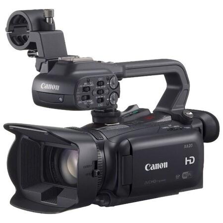 Canon XA20: характеристики и цены