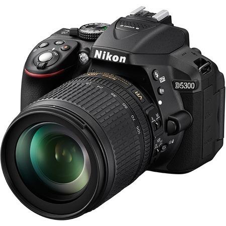 Nikon D5300 18-105VR