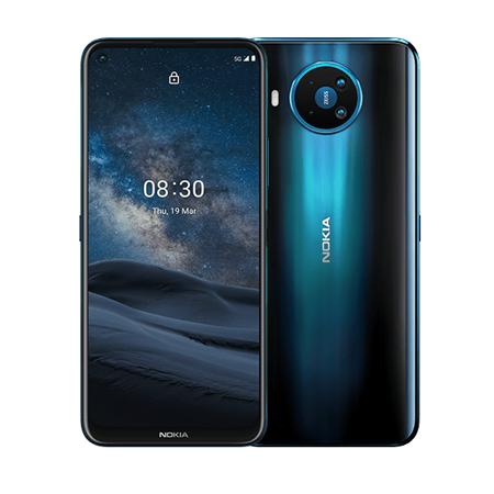 Nokia 8.3 8/128GB: характеристики и цены