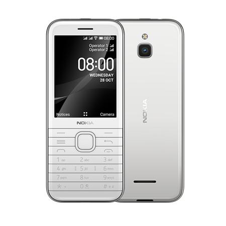 Nokia 8000 4G: характеристики и цены