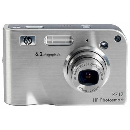 HP Photosmart R717: характеристики и цены