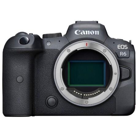 Canon EOS R6 Body: характеристики и цены