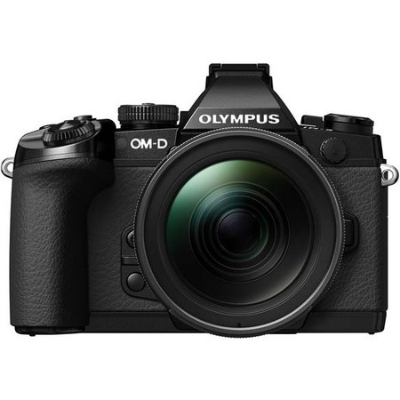 Olympus OM-D E-M1 12-40mm