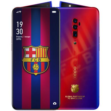OPPO Reno FC Barcelona Edition: характеристики и цены