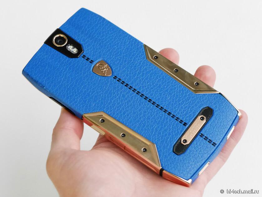 смартфон от ламборджини