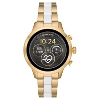 MICHAEL KORS Access Runway Gold-Tone and Silicone