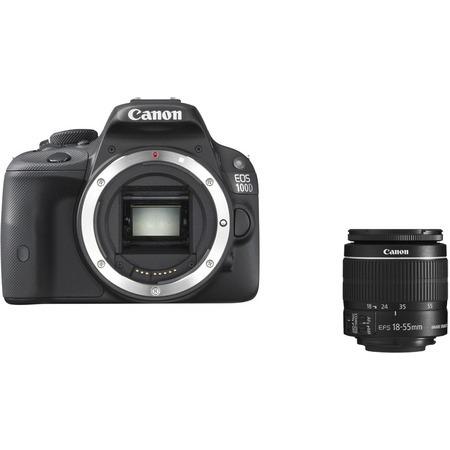 Canon EOS 100D 18-55 IS II