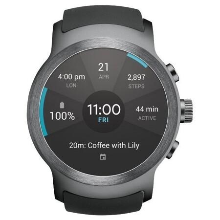 LG Watch Sport W280: характеристики и цены