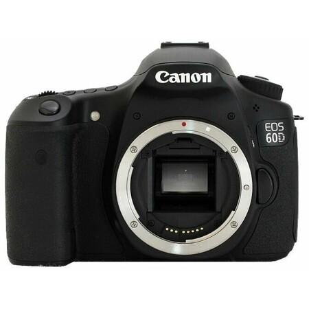 Canon EOS 60D Body: характеристики и цены