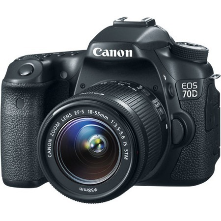 Canon EOS 70D EF-S 18-55mm IS STM Kit