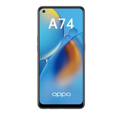 OPPO A74 4/128GB: характеристики и цены