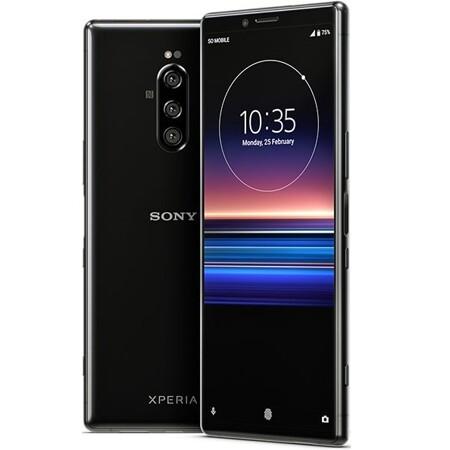 Sony Xperia 1 6/128GB: характеристики и цены