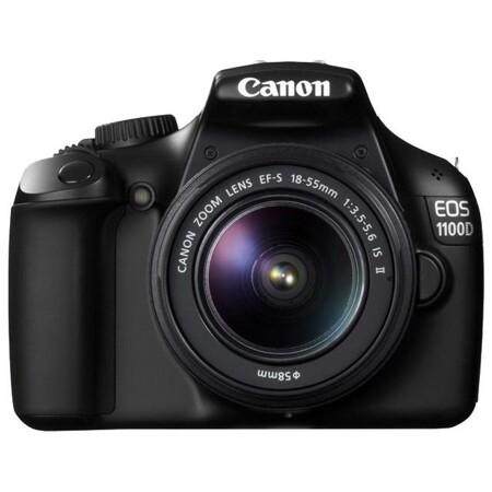 Canon EOS 1100D Kit: характеристики и цены