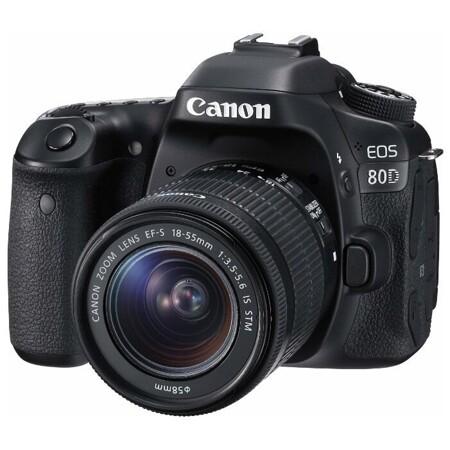 Canon EOS 80D Kit: характеристики и цены
