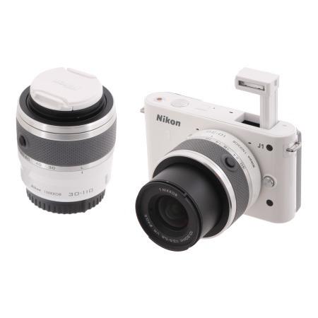 Nikon 1 J1 10-30mm + 30-110mm