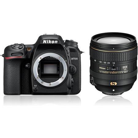Nikon D7500 16-80 VR