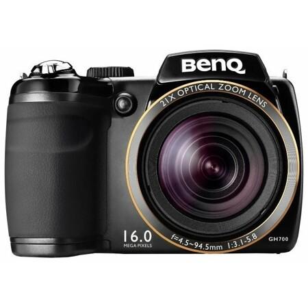 BenQ GH700: характеристики и цены
