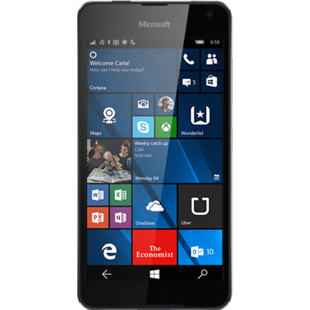 Microsoft Lumia 650: характеристики и цены