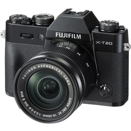 Fujifilm X-T20 XC16-50 II