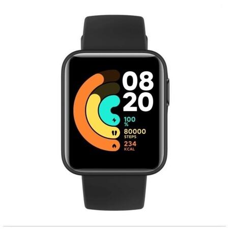 Xiaomi Mi Watch Lite Navi blue (BHR4704RU): характеристики и цены
