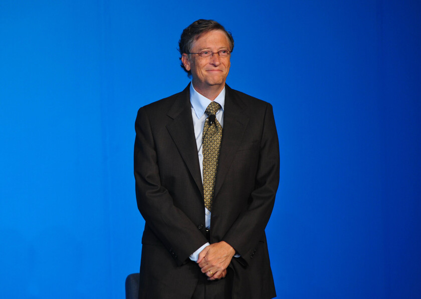 Not just a 5G chip. The strangest ideas of Bill Gates