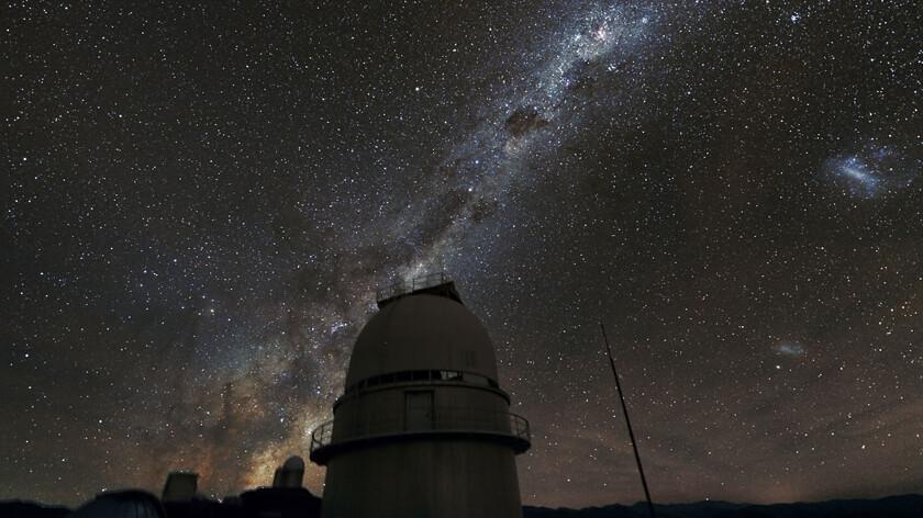 Астрономы рассказали про медленную смерть галактики