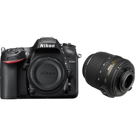 Nikon D7200 18-55 VR