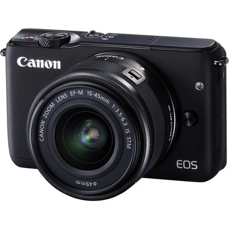 Canon EOS M10 15-45mm