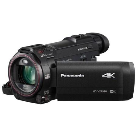 Panasonic HC-VXF990: характеристики и цены