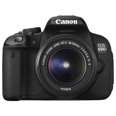 Canon EOS 650D 18-55 IS II