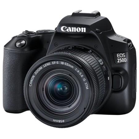 Canon EOS 250D Kit: характеристики и цены