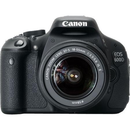 Canon EOS 600D 18-55 IS II