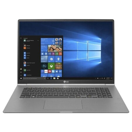 "LG gram 17Z990 (Intel Core i7 8565U 1800MHz/17""/2560x1600/16GB/256GB SSD/DVD нет/Intel HD Graphics 620/Wi-Fi/Bluetooth/Windows 10 Home): характеристики и цены"