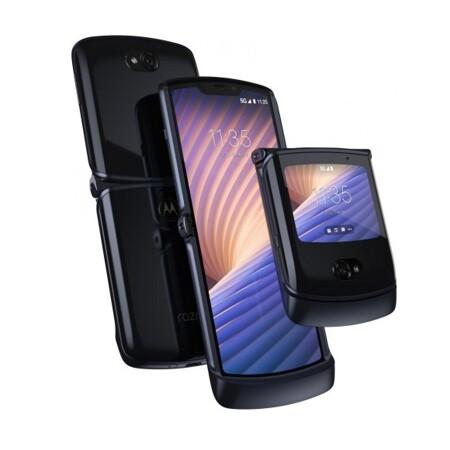 Motorola razr 5G: характеристики и цены