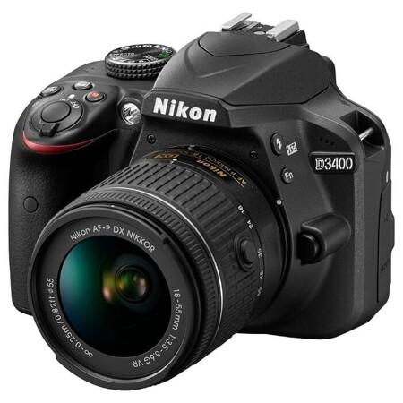 Nikon D3400 Kit: характеристики и цены