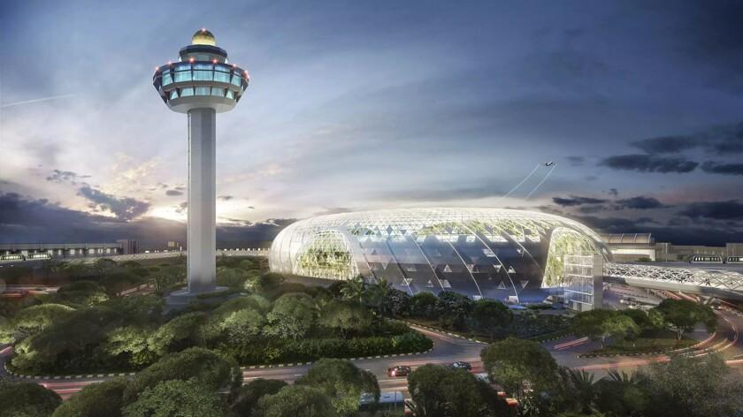 Самые лучшие аэропорты мира 2013 виллы купить у моря