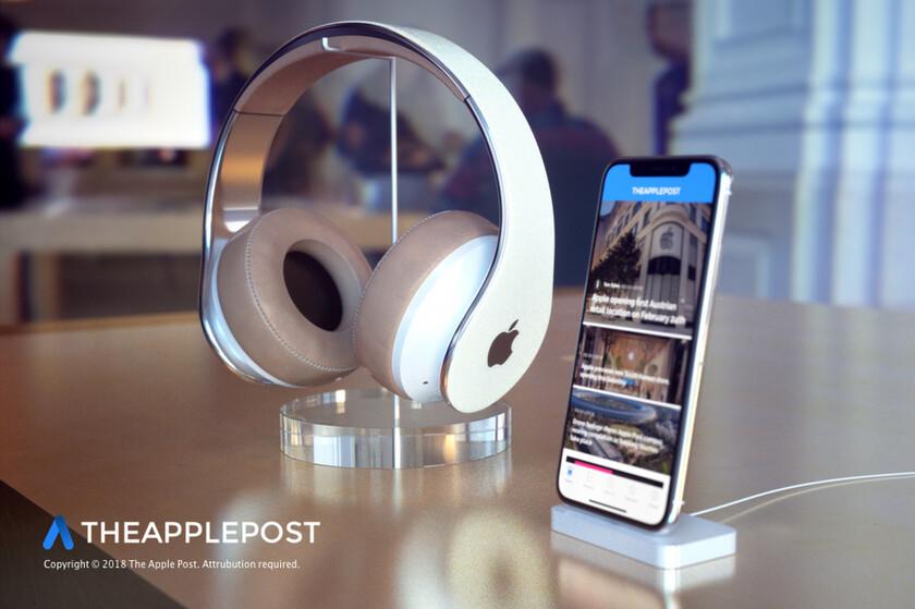 появились первые подробности о больших наушниках Apple Mail Hi Tech