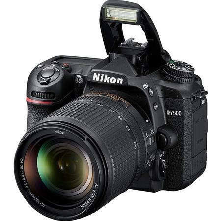 Nikon D7500 18-140 VR