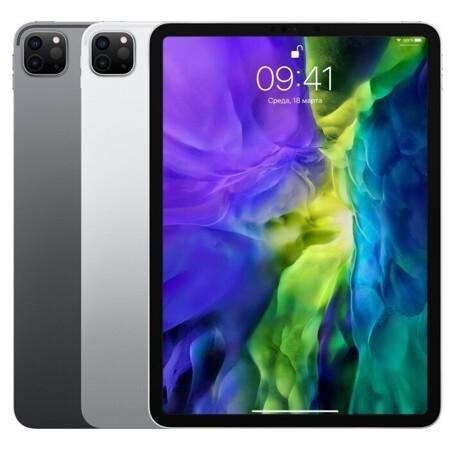 Apple iPad Pro 11 (2020) 128Gb Wi-Fi: характеристики и цены